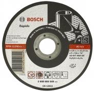 Диск отр. нерж.125x1.0x22.2 Bosch