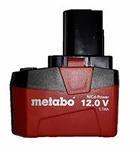 Аккумулятор Metabo 12B 1.7Ач BS12NiCD новый 625472000