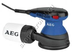 Эл. орбитальная машина AEG EХ 125 ES (300Вт, 125мм)