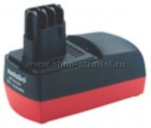 Аккумулятор для шуруповерта Metabo BSZ/BZ 9,6V/1.4 Ah