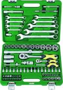 Набор инструмента 82 предмета AUTO (AA-C1412L82) Арсенал