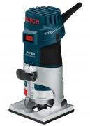 Электрический кромочный фрезер Bosch GKF 600 (L-Boxx)