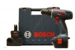 Аккумуляторная дрель-шуруповерт Bosch GSR 12-2 (чемодан)