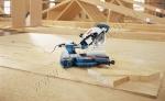 Электрическая торцовочная пила Bosch GCM 10 S
