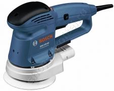Электрическая эксцентриковая шлифмашина Bosch GEX 125 AC