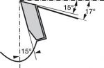 Диск пил. Bosch OptiECO 130x20/16x18
