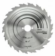 Диск пил. Bosch SpeedECO 160*20/16*24