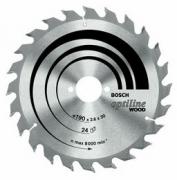 Диск пил. Bosch OptiECO 190*30*24