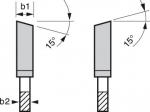 Диск пил. Bosch OptiECO 150x20/16x18