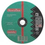 Диск отрезной по камню Metabo Novoflex 150x3,0 16449