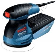 Электрическая эксцентриковая шлифмашина Bosch GEX 125-1 AE (в чемодане)