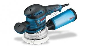 Электрическая эксцентриковая шлифмашина Bosch GEX 125-150 AVE (L-BOXX)