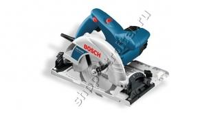 Электрическая дисковая пила Bosch GKS 55 GCE (L-BOXX)