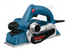 Электрорубанок Bosch GHO 26-82 (чемодан)