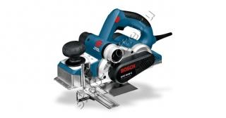 Электрорубанок Bosch GHO 40-82 C (L-boxx)