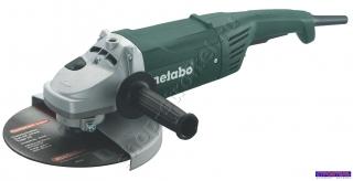 Эл. угло-шлиф. машина Metabo W 2000 (2000 вт,200) 606420000