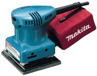 Эл. вибрационная машина Makita BO 4553 (160Вт)