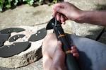 Запасные лезвия Fiskars для бура садового QuikDrill размер S