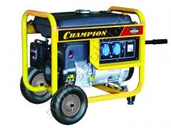 Генератор CHAMPION GG6000BS-3