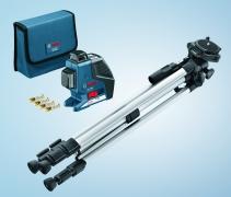 Лазерный нивелир Bosch GLL 2-50 + штатив BS 150 0601063101