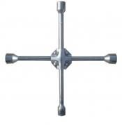 Ключ-крест балонный MATRIX 17x19x21x22мм 14244