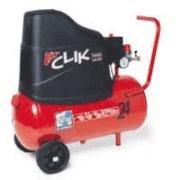 Компрессор с прямой передачей безмасляный Fiac AIRCLIK 25 (160 л/мин;1,1 кВт)