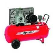 Компрессор с ременным приводом горизонтальный Fiac AB 100-360 A (220в)