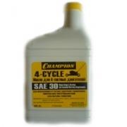Масло CHAMPION 4-х тактное 1л SAE 30 минеральное 952810