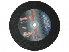 Диск отрезной по металлу Metabo Flexiamant S 350 x 3.0 x 25.4