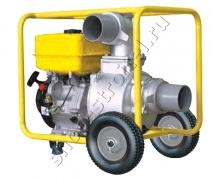 Мотопомпа CHAMPION GP100E(1600л/мин)