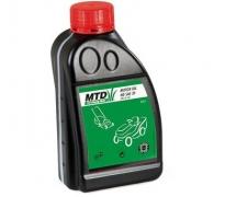 Масло 4-тактное MTD SAE 10 W-30, 1 л.