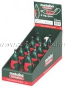 Набор бит Metabo 8 шт.(в контейнере -отвертке) 630456000