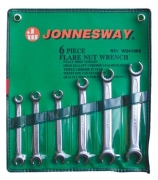 JONNESWAY Набор ключей разрезных 8-19мм 6 предм. W24106S