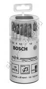 Набор сверл по металлу Bosch HSS-G 1-10 19шт. (2607018361)