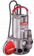 Насос ЗУБР ЗНПГ-550-С погружной для грязной воды (10000л/ч,600Вт)