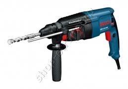 Электрический перфоратор BOSCH GBH 2-26 DRE Set (в чемодане)