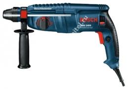 Эл. перфоратор Bosch GBH 2400 (720Вт, 2.7Дж) 0611253803