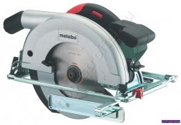 Пила циркулярная (дисковая) Metabo KS 66 1400вт., 66мм., 190х30 мм