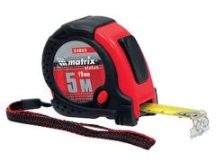 Рулетка Matrix 5мx19мм зацеп с магнитом 31023