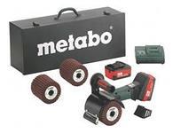 Аккум. щеточная машина Metabo S 18 LTX 600154870