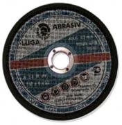Диск обдирочный по металлу Луга 180x6x22 тип 27