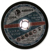Диск обдирочный по металлу Луга 125x6x22