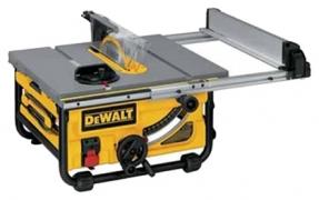 Станок DeWALT DW745 распиловочный