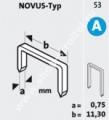 Степлер J 01(NOVUS)