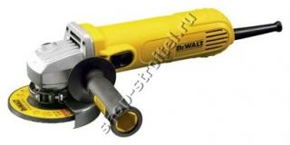 Угловая шлифовальная машина DeWALT D28139