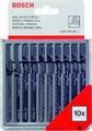 Набор пилок 10шт. 146 Bosch