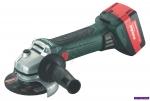Аккумуляторная угловая шлифмашина Metabo W 18 LTX