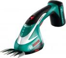Аккумуляторные ножницы Bosch для травы и кустов AGS 7.2 LI