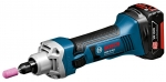 Аккумуляторная прямая шлифмашина Bosch GGS 18 V-LI (L-BOXX)