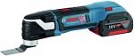 Аккумуляторный универсальный резак Bosch GOP 18 V-EC (L-BOXX)